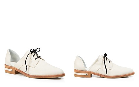 Freda Salvador Wit D'Orsay Oxford Flats - Bloomingdale's_2
