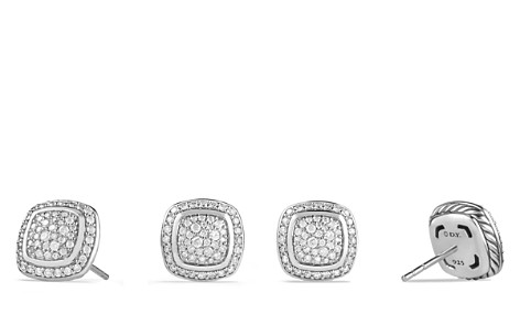 David Yurman Albion Earrings with Diamonds - Bloomingdale's_2