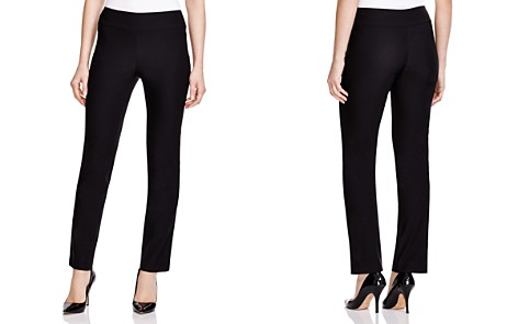 NIC + ZOE Wonderstretch Straight Leg Pants - Bloomingdale's_2