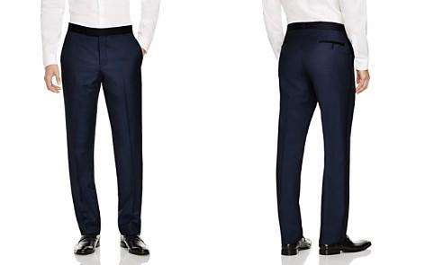 Ted Baker Slim Fit Tuxedo Dress Pants - Bloomingdale's_2
