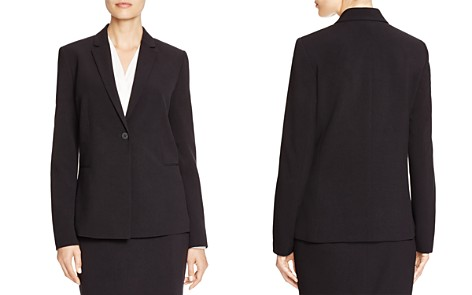 T Tahari Jolie Notch Lapel Blazer - Bloomingdale's_2