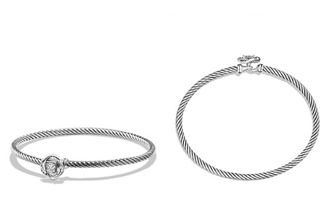 David Yurman Infinity Bracelet with Diamonds - Bloomingdale's_2