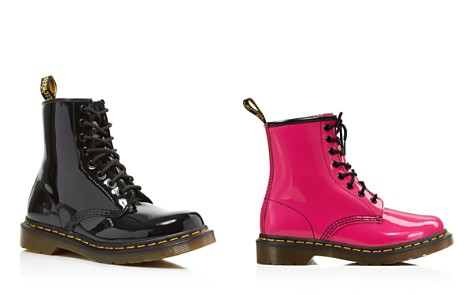 Dr. Martens 1460 Patent Lace Up Boots - Bloomingdale's_2