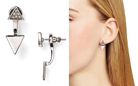 Rebecca Minkoff Triangle Ear Jackets - Bloomingdale's_2