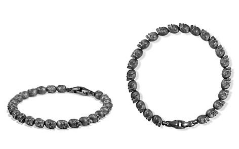 David Yurman Spiritual Beads Skull Bracelet - Bloomingdale's_2