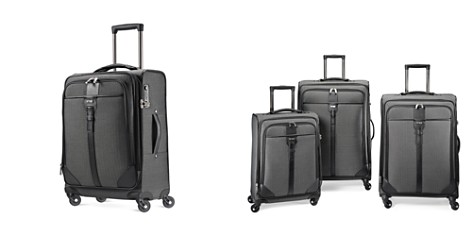 Hartmann Herringbone Luxe Carry On Expandable Spinner - Bloomingdale's_2