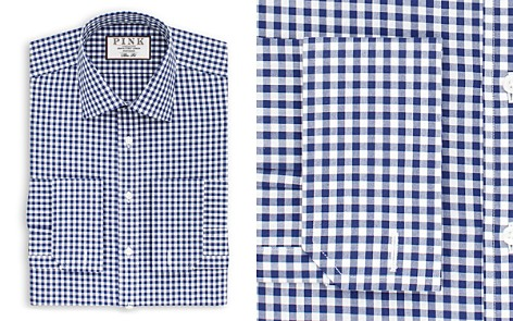 Thomas Pink Summers Check Dress Shirt - Bloomingdale's Regular Fit _2