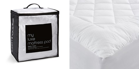 Bloomingdale's My Luxe Mattress Pad - 100% Exclusive_2