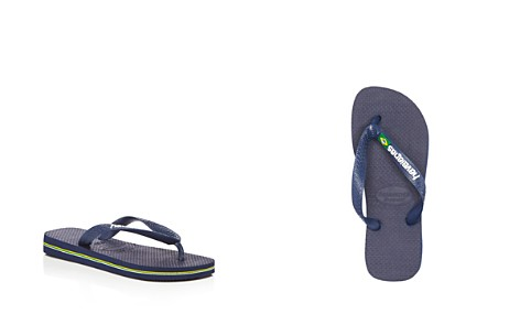 havaianas Boys' Brazil Logo Flip-Flops - Toddler, Little Kid, Big Kid - Bloomingdale's_2