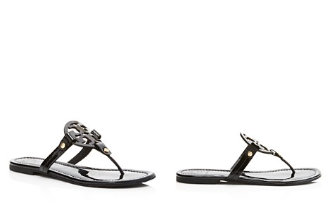 Tory Burch Miller Patent Leather Sandals - Bloomingdale's_2