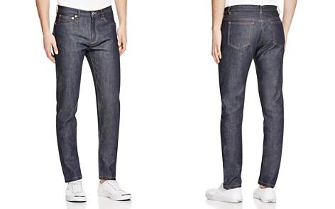 A.P.C. Petit New Standard Skinny Fit Jeans in Indigo - Bloomingdale's_2