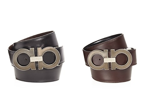 Salvatore Ferragamo Reversible Belt - Bloomingdale's_2