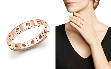 Roberto Coin 18K Rose Gold Symphony Dotted Ring - Bloomingdale's_2