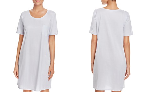 Hanro Cotton Deluxe Sleepshirt - Bloomingdale's_2