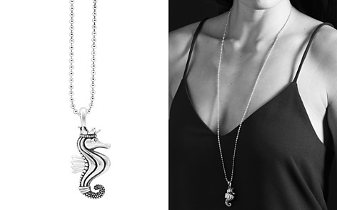 "LAGOS Sterling Silver Rare Wonders Seahorse Pendant Necklace, 34"" - Bloomingdale's_2"