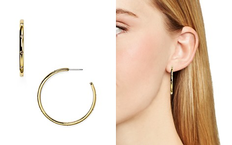 Kate Spade New York Infinity And Beyond Hoop Earrings Bloomingdale S 2