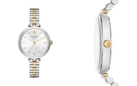 kate spade new york Holland Two-Tone Watch, 34mm - Bloomingdale's_2