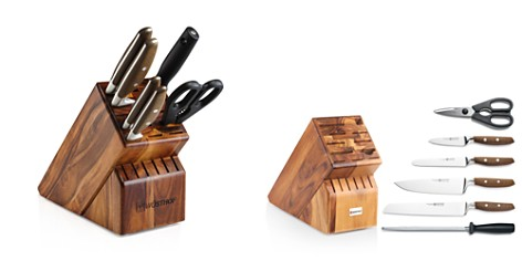 Wusthof Epicure 7-Piece Knife Block Set - Bloomingdale's Registry_2