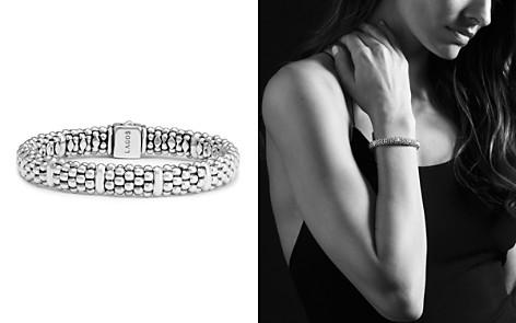 LAGOS Sterling Silver Caviar Beaded Rope Bracelet - Bloomingdale's_2