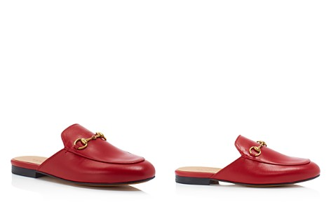 Gucci Women's Princetown Leather Mules - Bloomingdale's_2