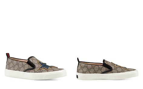 Gucci Board Star Slip-On Sneakers - Bloomingdale's_2