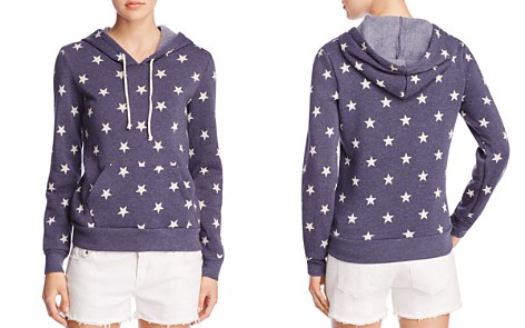 ALTERNATIVE Athletics Star Print Hoodie - Bloomingdale's_2