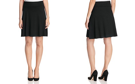 Three Dots Foldover Skirt - Bloomingdale's_2