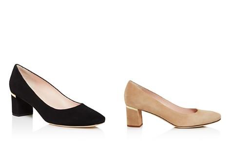 kate spade new york Dolores Too Mid Heel Pumps - 100% Exclusive - Bloomingdale's_2