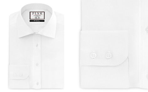 Thomas Pink Arthur Twill Dress Shirt - Bloomingdale's Regular Fit _2
