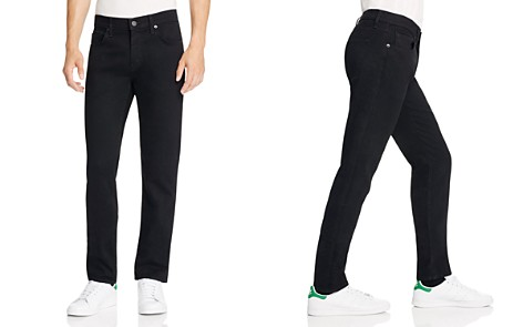 J Brand Kane Straight Fit Jeans in Trivor - Bloomingdale's_2
