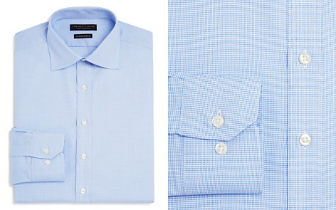 The Men's Store at Bloomingdale's Royal Oxford Regular Fit Basic Dress Shirt - 100% Exclusive_2