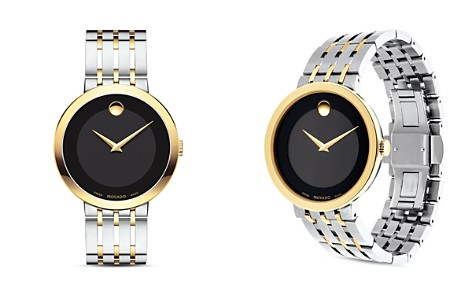 Movado Esperanza Two Tone Watch, 39mm - Bloomingdale's_2
