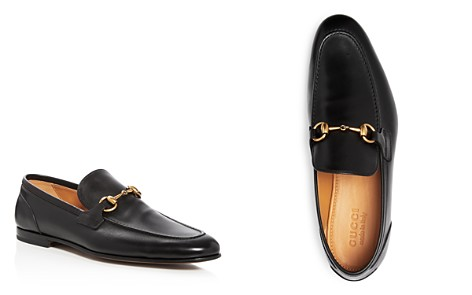 Gucci Jordaan Loafers - Bloomingdale's_2