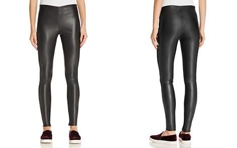 Velvet by Graham & Spencer Faux Leather Leggings - Bloomingdale's_2