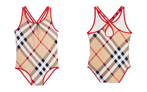 Burberry Girls' Beadnell One-Piece Swimsuit - Little Kid, Big Kid - Bloomingdale's_2