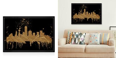 Oliver Gal Dallas Skyline Wall Art - Bloomingdale's_2
