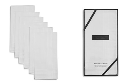 The Men's Store at Bloomingdale's Cotton Handkerchiefs, Pack of 7 - 100% Exclusive_2
