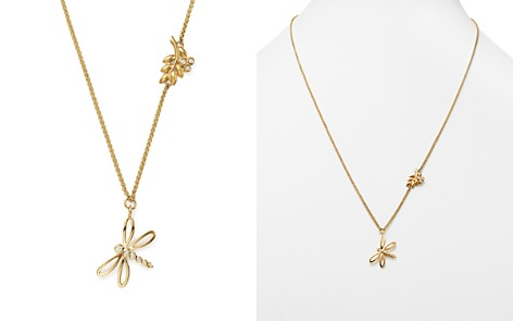 Temple St. Clair 18K Yellow Gold Tree of Life Charm Necklace with Diamonds - 100% Exclusive - Bloomingdale's_2