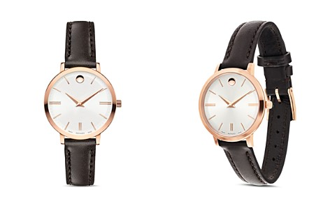 Movado Ultra Slim Watch, 28mm - Bloomingdale's_2