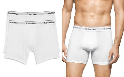 Calvin Klein Modern Cotton Stretch Boxer Briefs - Pack of 2 - Bloomingdale's_2