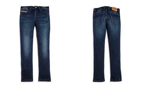 Diesel Boys' Waykee Straight Distressed Stretch Jeans - Little Kid, Big Kid - Bloomingdale's_2