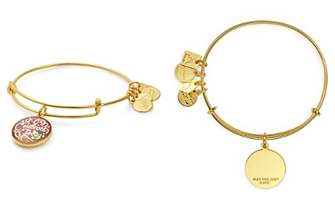 Alex and Ani Celebrate Today Expandable Wire Bangle, Charity by Design Collection - Bloomingdale's_2