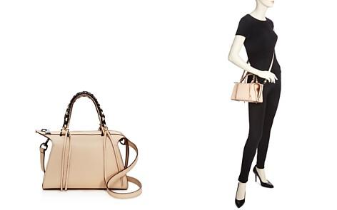 ELENA GHISELLINI Gabria Mini Leather Satchel - Bloomingdale's_2