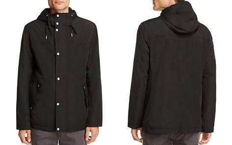 Cole Haan Hooded Rain Jacket - Bloomingdale's_2