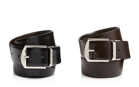 Canali Reversible Calfskin Leather Belt - Bloomingdale's_2