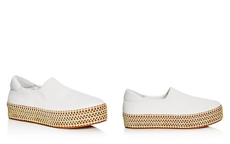 Opening Ceremony Cici Woven Platform Slip-On Sneakers - Bloomingdale's_2