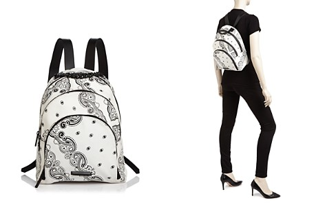 KENDALL and KYLIE Sloane Bandana Print Backpack - 100% Exclusive - Bloomingdale's_2