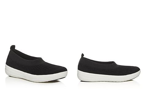 FitFlop UberKnit Ballerina Slip-On Sneakers - Bloomingdale's_2
