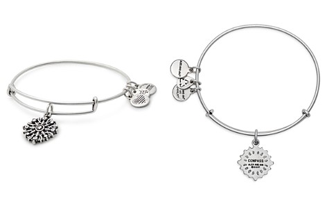 Alex and Ani Compass Expandable Wire Bangle - Bloomingdale's_2