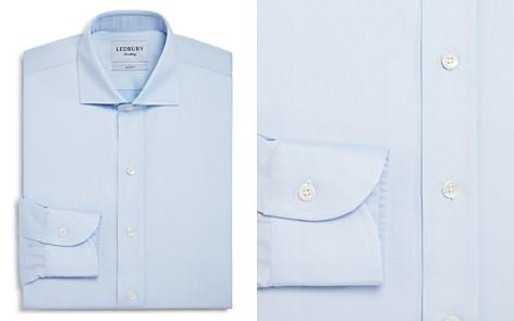 Ledbury Fine Twill Slim Fit Dress Shirt - Bloomingdale's_2
